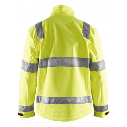 Jas Softshell High Vis