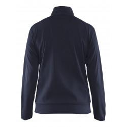 Dames Service sweatshirt met rits