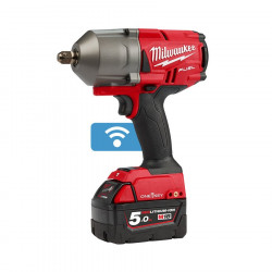 Milwaukee M18 ONEFHIWP12-502X ONE-KEY™ FUEL™ ½˝ slagmoersleutel