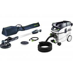 Festool langnekschuurmachine PLANEX EASY LHS – E 225 / CTL36 – Set