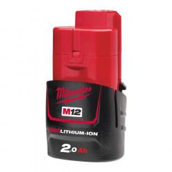 Milwaukee M12 B2 Redlithium-Ion accu