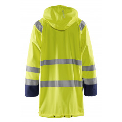Regenjas High vis LEVEL 1