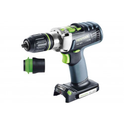 Festool accu-klopboormachine PDC QUADRIVE 18/4 Li 5.2 – Set/XL – SCA