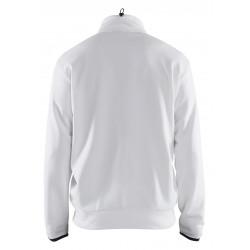 Service Sweatshirt met rits