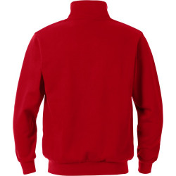Acode sweatshirt met korte ritssluiting 1737 SWB