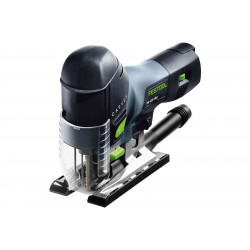 Festool pendeldecoupeerzaag CARVEX PS 420 EBQ – Set