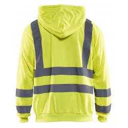 Hooded Sweatshirt High Vis
