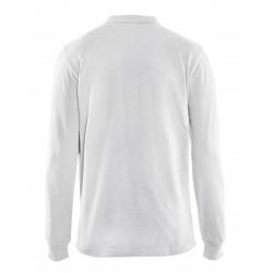 Poloshirt lange mouw