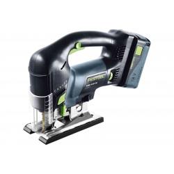 Festool pendeldecoupeerzaag CARVEX PSBC 420 Li 5.2 EB – Set