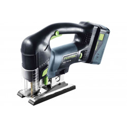 Festool pendeldecoupeerzaag CARVEX PSBC 420 Li 5.2 EB – Plus – SCA