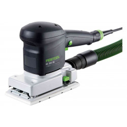 Festool vlakschuurmachine RS 300 EQ – Plus