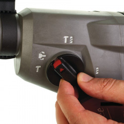 Milwaukee M18 CHX-0X FUEL™ SDS-Plus Boorhamer