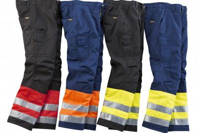 Werkbroeken - Comfort, bescherming en zichtbaarheid.