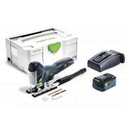 Festool pendeldecoupeerzaag CARVEX PSC 420 Li 5.2 EB – Plus
