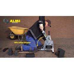 Almi AL15 steenknipper