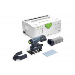 Festool accu-vlakschuurmachine RTSC 400 Li – Basic