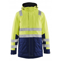High Vis parka