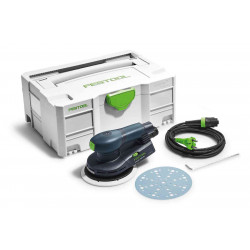 Festool excenterschuurmachine ETS EC 150 / 5 EQ – Plus