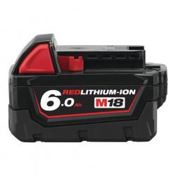 Milwaukee M18 B6 Redlithium-Ion accu