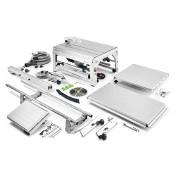 Festool trek – afkortzaag PRECISIO CS 70 EB – Set