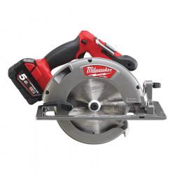 Milwaukee CCS66-502X FUEL™ cirkelzaagmachine