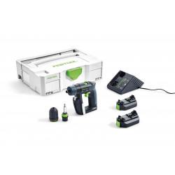 Festool accu-schroefboormachine CXS Li 2.6 – Plus
