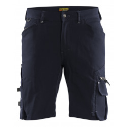 Short 4-weg stretch X1900 zonder spijkerzakken