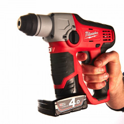 Milwaukee M12 H-402C SDS-plus boorhamer