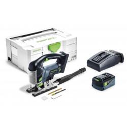 Festool pendeldecoupeerzaag CARVEX PSBC 420 Li 5.2 EB – Plus