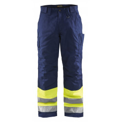 Winterwerkbroek High Vis