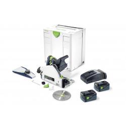 Festool accu-invalcirkelzaag TSC 55 Li 5.2 REB – Plus – SCA
