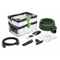 Festool mobiele stofzuiger CLEANTEC CTL SYS