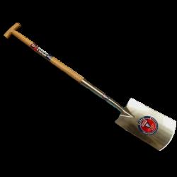 Spade Spear & Jackson Roestvrijstaal, type 1160 met essen steel.