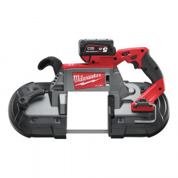 Milwaukee M18 CBS125-502C FUEL™ bandzaagmachine