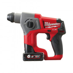 Milwaukee M12 CH-602X FUEL™ SDS-plus boorhamer