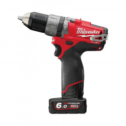 Milwaukee M12 CPD-602X 2-toerige compact-slagboormachine