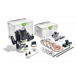 Festool bovenfrees OF 2200 EB – Set