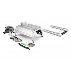 Festool trek – afkortzaag PRECISIO CS 50 EB