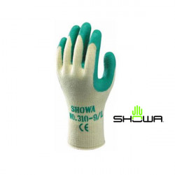 Showa 310 grip groen handschoenen