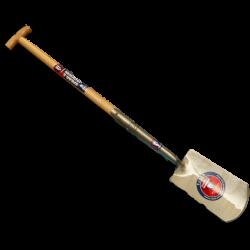 Spade Spear & Jackson, type 1041 FT, met lipdul met steel.