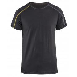 Onderhemd korte mouw XLIGHT 100% Merino