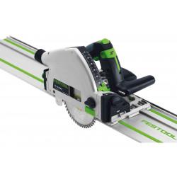 Festool invalcirkelzaag TS 55 REBQ–Plus–FS + extra geleiderail