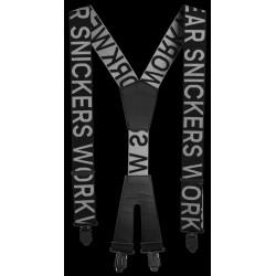 Bretels met Logo