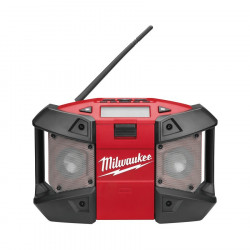 Milwaukee C12 JSR-0 Radio met MP3 aansluiting