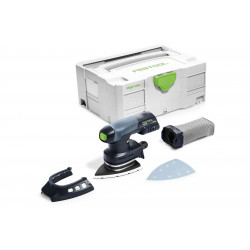 Festool accu-deltaschuurmachine DTSC 400 Li – Basic