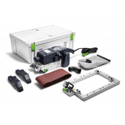 Festool bandschuurmachine BS 105 E – Set