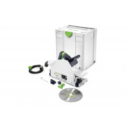 Festool invalcirkelzaag TS 75 EBQ – Plus