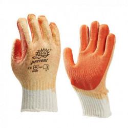 Prevent handschoenen rode palm