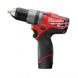 Milwaukee M12 CPD-202C 2-toerige compact-slagboormachine