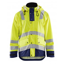 Regenjas High Vis LEVEL 2